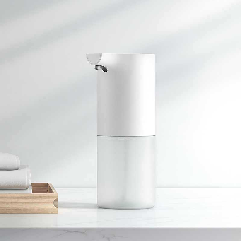 In Stock Xiaomi Mijia Auto Induction Foaming Hand Washer Wash Automatic Soap Dispenser 0 25s Infrared.jpg Q50 (4)